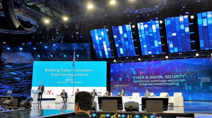 Cyber conf 2018